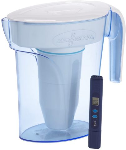 ZeroWater 6 Cup Water Filter Pitcher