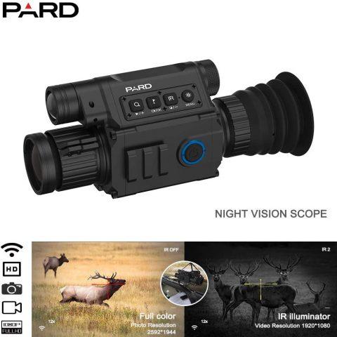 Pard NV008 lightest Day/Night Rifle Scope Digital Night