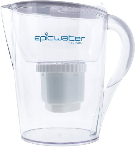 Epic Pure Water Filter Pitchers for Drinking Water