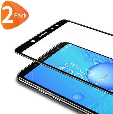 Bewahly Screen Protector for Samsung Galaxy A6 Plus